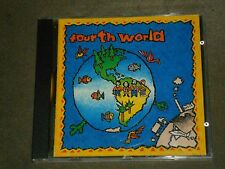 Fourth World (CD, 1993, B&W Music (UK)) Flora Purim Airto Moreira