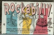 ROCKABILLY CLASSICS VOL.2 - VARIOUS ARTISTS - CASSETTE - NEW