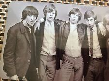 1960's The Rolling Stones Large Photo Refrigerator Magnet sixties mick jagger