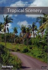 TROPICAL SCENERY VIRTUAL WALK WALKING TREADMILL WORKOUT DVD AMBIENT COLLECTION
