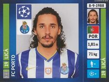 N°488 LICA # PORTUGAL FC.PORTO CHAMPIONS LEAGUE 2014 STICKER PANINI