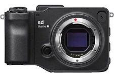 Sigma SD Quattro H 'H' Digital SLR Camera Body (UK Stock) BNIB
