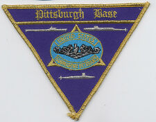 Pittsburgh Base USSVI SubVets - BC Patch Cat No. b413
