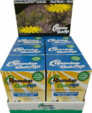 Roundup Quik Pro Weed Killer HERBICIDE 73.3% 5 Packets ( Quick Pro )