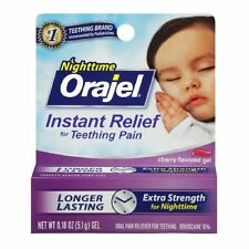 Orajel Nighttime Formula .18 oz Teething Pain Relief