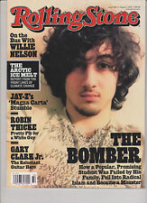 ROLLING STONE MAGAZINE #1188 1st AUGUST 2013, NEW NO LABEL.