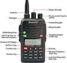 KG-UV6D UU WOUXUN two way radio ham walkie talkie VHF UHF 136-174 / 400-480