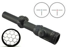Visionking 1.25-5x26 Rifle scope Hunting 30 three-pin with honeycomb Sunshade