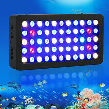 Dimmable 165W Full Spectrum  LED Aquarium Grow Light FishTank Reef Coral LPS/SPS