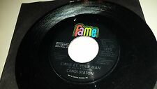 CANDI STATON Stand By Your Man  How Can I Put Out The FAME 1472 NORTHERN SOUL 45
