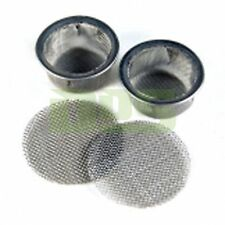 Arizer Extreme Q Vape & V-Tower Genuine OEM Flat & Dome Mesh Screen Replacement