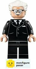 sh237 Lego DC Super Heroes Batman 76052 - Alfred Pennyworth Minifigure - New