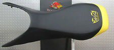 BOMBARDIER  CAN AM DS650 DS 650 BLACK GRIPPER seat cover