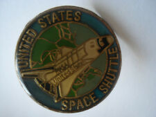 PINS RARE ESPACE NASA SPACE SHUTTLE FUSEE USA DISCOVERY