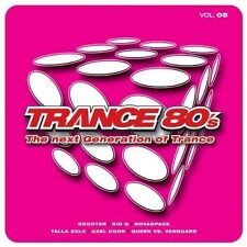 Trance 80's 5 (2003) Murphy Brown feat. Captain Hollywood, Scooter, DJ .. [2 CD]
