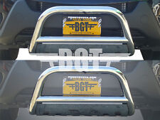 "BGT 06-15 TOYOTA RAV4 2.5"" FRONT BULL BAR WITH PLATE BUMPER PROTECTOR GUARD S/S"