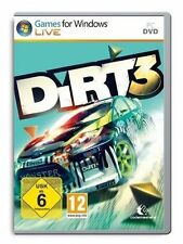 PC Computer Spiel ***** Dirt 3 * Colin Mc Rae Rally *********************NEU*NEW