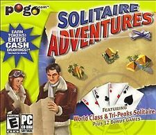 SOLITAIRE ADVENTURES - POGO.COM by