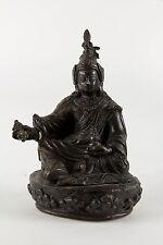 Figur, Tibet, 18. Jh., Padmasambhava, Guru Rinpoche, Guru Padma, Padina Sambhava