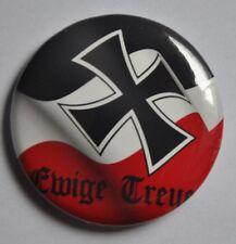 Button Reichsadler Ewige Treue,T-Shirt, Deutschland,Hooligans, Deutsches Reich