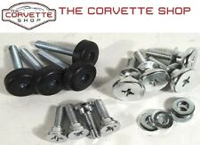 C3 Corvette Seat Hardware Repair Kit Install w/o button 1970-1973 16 pcs 43225