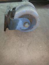 Double Wheel 10 inch Castor Wheels 10 x 4 inch