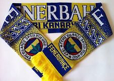 FENERBAHCE Football Scarves NEW from Superior Acrylic Yarns