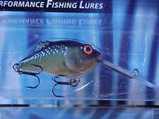 "SALMO Discontinued Deep 1 3/4"" 1/4oz Boxer BX4SDR-RR in Color REAL ROACH Lure"