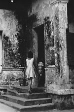 Vietnam 1971- Vietnamese Children Entering Their Orphanage Home - Vung Tau
