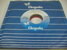 Rock Unplayed NM! 45 HEUY LEWIS Heart and Soul on Chrysalis
