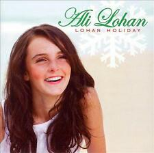 ALI LOHAN - Lohan Holiday (Christmas CD) Lindsay Lohan*Amy Grant Carols