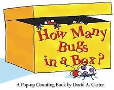 David Carter's Bugs: How Many Bugs in a Box? by David A. Carter (2006,...