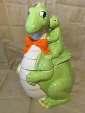 Vintage Dragon (Male or Puff) Cookie Jar - Japan