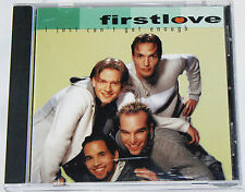 I Just Can't Get Enough by First Love/FirstLove (CD, Apr-2000, JWP/USA)