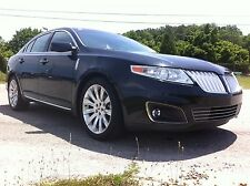 Lincoln: MKS 4dr Sdn AWD