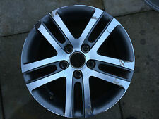 "GENUINE OEM VW GOLF TOURAN JETTA 16"" INCH ATLANTA ALLOY WHEEL TDI 1K0601025BM"