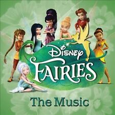 Disney Fairies: Faith, Trust and Pixie Dust by Disney (CD, 2012, Walt Disney)