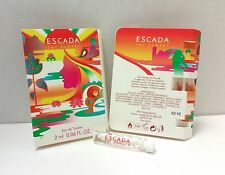 Escada TAJ Sunset 50 Pcs. EDT Splash Vials/Sample 2 Ml. Extremely Rare