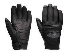 Harley Davidson Mens WillieG Winged Skull Motorcycle Gloves XL XLarge 98278-14VM