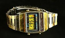 VTG. MENS SEIKO LCD QUARTZ CHRONOGRAPH A159-5019-G WITH BRACELET