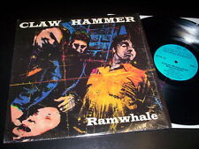 """Claw Hammer """"Ramwhale"""" LP Sympathy For The Record Industry  SFTRI 120 Usa 1991"""