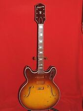 Harmony 1965 Sunburst H76 Hollow Body & Neck