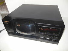 Pioneer PD-F807 Compact Disc player.  Holds 101 discs!  Nice!!