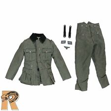 Dieter Muller - Uniform Set w/ Insignia - 1/6 Scale - Dragon Action Figures