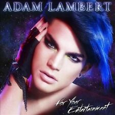 1 CENT CD For Your Entertainment - Adam Lambert