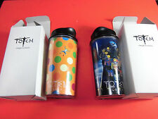 "VERY RARE! CIRQUE DU SOLEIL ""TOTEM"" 2 Tumbler in Japan special goods for S seat"