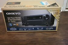 Onkyo TX-NR656 7.2 Channel 170 Watt Receiver Free Shipping
