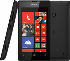 Brand Original Nokia Lumia 520 - 8GB - Black (Unlocked) Windows Smartphone Wifi