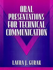 Oral Presentations for Technical Communication: (Part of the Allyn & Bacon Ser..