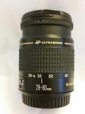 Canon 28-80mm lente ad ultrasuoni